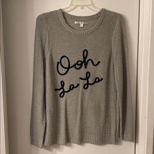 Ooh La La sweater